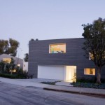 Twin Houses by Predock_Frane Architects