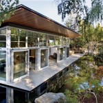 Atherton Residence by Turnbull Griffin Haesloop Architects