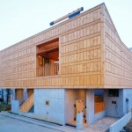 Lim Geo Dang House by IROJE KHM Architects