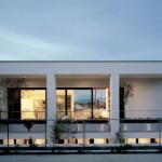 House in Dalkey by De Blacam and Meagher Architects