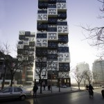 BUMPS Building by Sako Architects