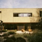 Orchard East House by Wheeler Kearns Architects