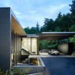 The Wood Block Residence by Chadbourne + Doss Architects