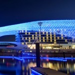 The YAS Hotel and the World's Largest LED Project is Complete