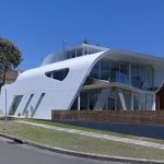 The Moebius House by Tony Owen Partners