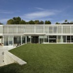 The Oberfeld Residence by SPF:architects