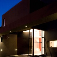 the black house by andrs remy architects contemporist
