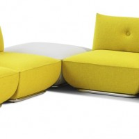The Dunder Sofa And Easy Chair By Stefan Borselius