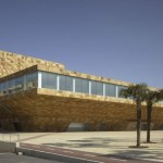 La Llotja Theatre and Conference Centre by Mecanoo Architects