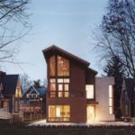 The Zachs Hillel House by Leers Weinzapfel Associates
