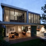 Queens Park House by MCK Architects