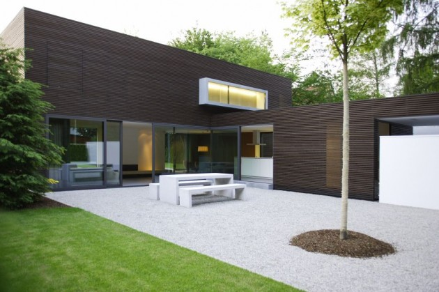 Contemporary Homes Sacramento