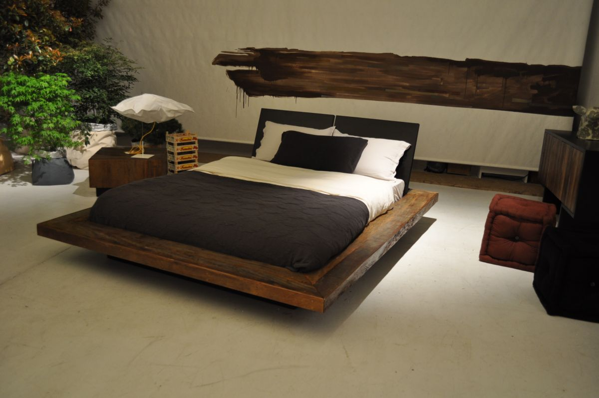 solid wood bed design beds with a twist pinterest wood beds and bed design - Wooden Bedroom Design