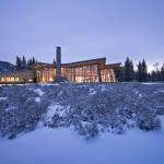 The Grand Teton Visitor Center by Bohlin Cywinski Jackson