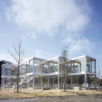 Hongodai Christ Church School & Nursery by Takeshi Hosaka