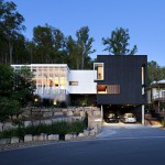 The Stonehawke House by Base Architecture