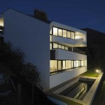 House in Canobbio by Davide Macullo Architects