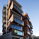 The Ironbank Building by RTA Studio
