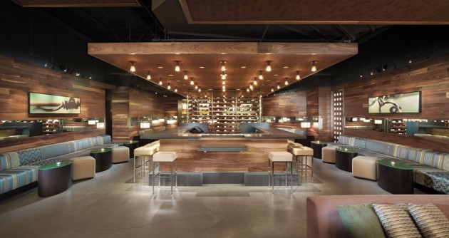 The Press Club Interior By Bcv Architects