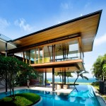The Fish House by Guz Architects