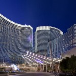 The ARIA Resort & Casino by Pelli Clarke Pelli Architects