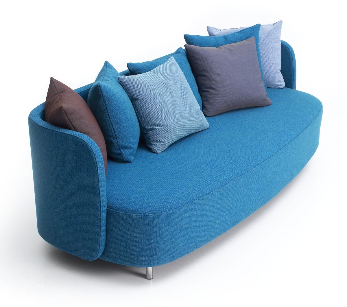 best of pictures of blue sectional sofa
