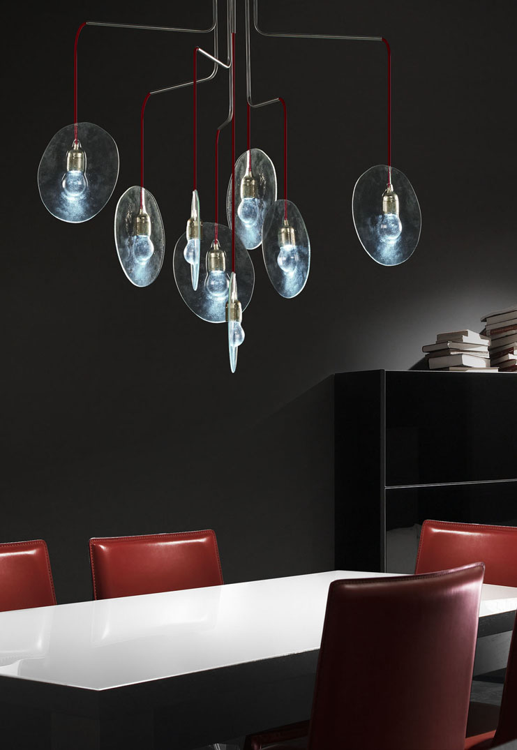 Unique dining room chandeliers