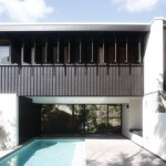 Point Perry Beach House by Owen and Vokes Architects