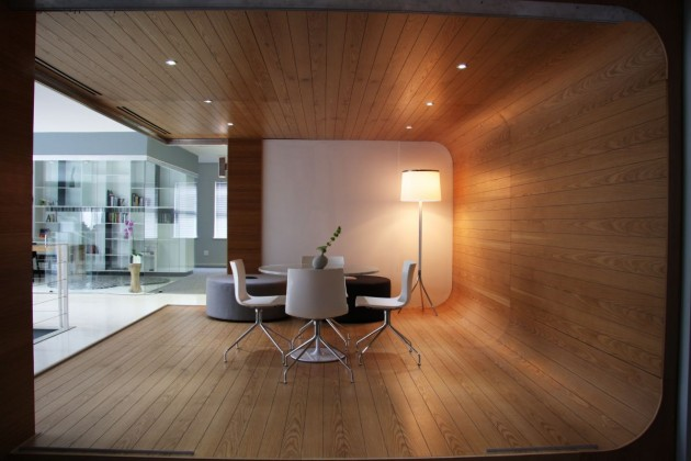 The Union Swiss Office Interior By Inhouse Brand Architects | CONTEMPORIST