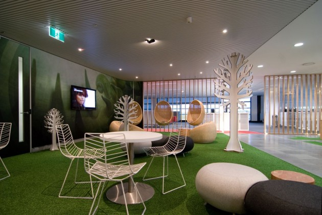 BBC Worldwide Office Interior by Thoughtspace CONTEMPORIST