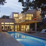 House on Fire Island by Studio27 Architecture