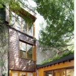 The Bernier-Thibault Residence by Paul Bernier