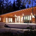 The Shuswap Cabin by Splyce Design