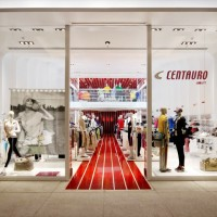 Centauro Concept Store by AUM Architects