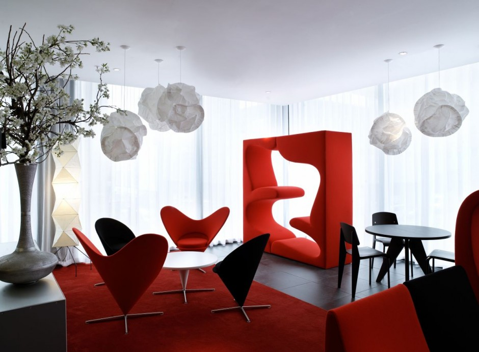 citizenM Glasgow Hotel by Concrete Architectural Associates