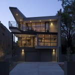 The Fractured Residence by Studio H:T