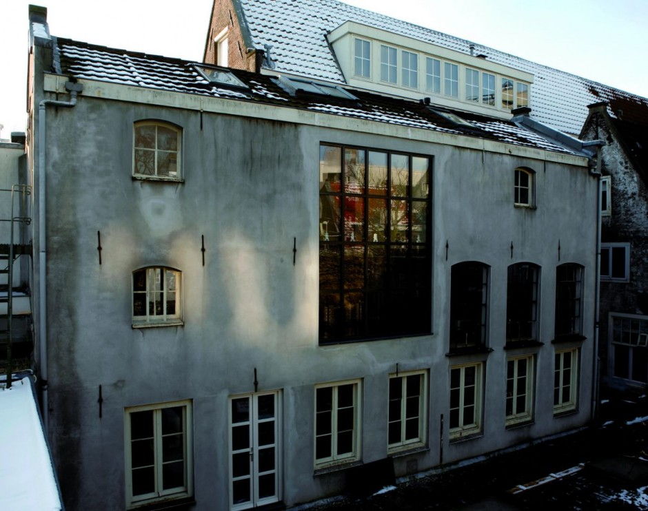 Cool Converted Industrial Office Buildings
