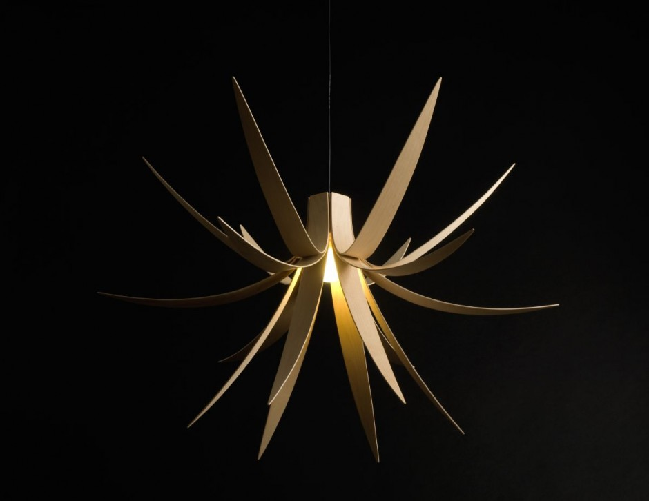 Iris Pendant Lights by Alex MacMaster