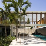 JH House by Bernardes Jacobsen Architecture