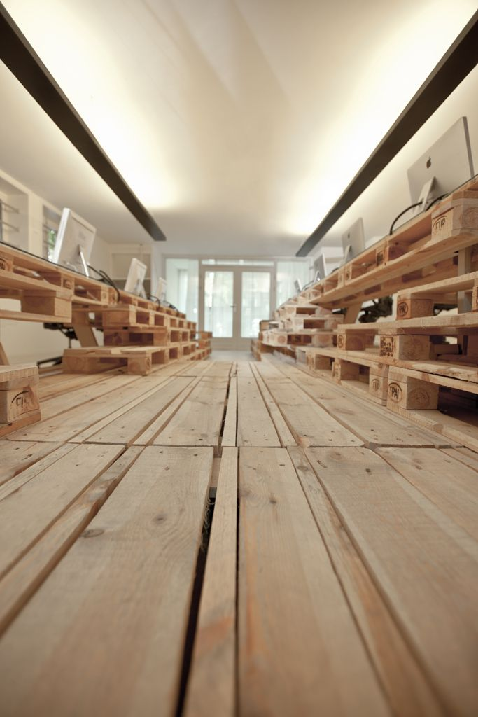 The BrandBase Pallet Project by MOST Architecture