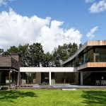Villa in Heesch by Hilberink Bosch Architects