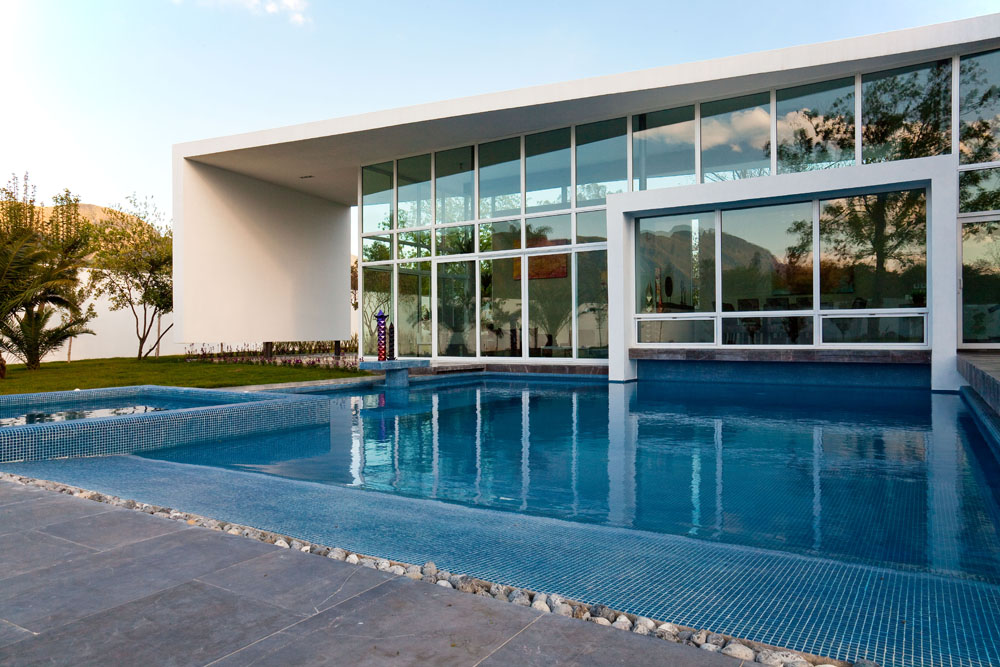Dreams swimming pool design minimalist home design minimalist home dezine - House with swimming pool design ...