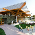 Orange Memorial Park by Marcy Wong & Donn Logan Architects