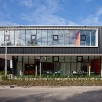 The Verkerk Group Office Building by EGM Architects