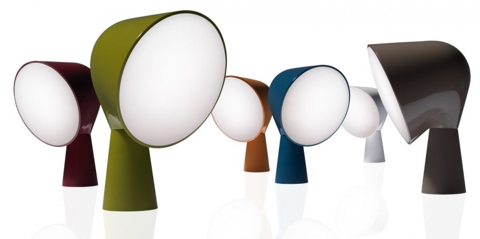 The Binic Lamp by Ionna Vautrin for Foscarini
