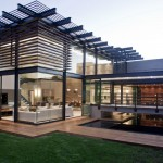 Villa in a Small Town in South Africa by Werner van der Meulen