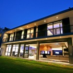 Residence in Johannesburg by Design Partnership