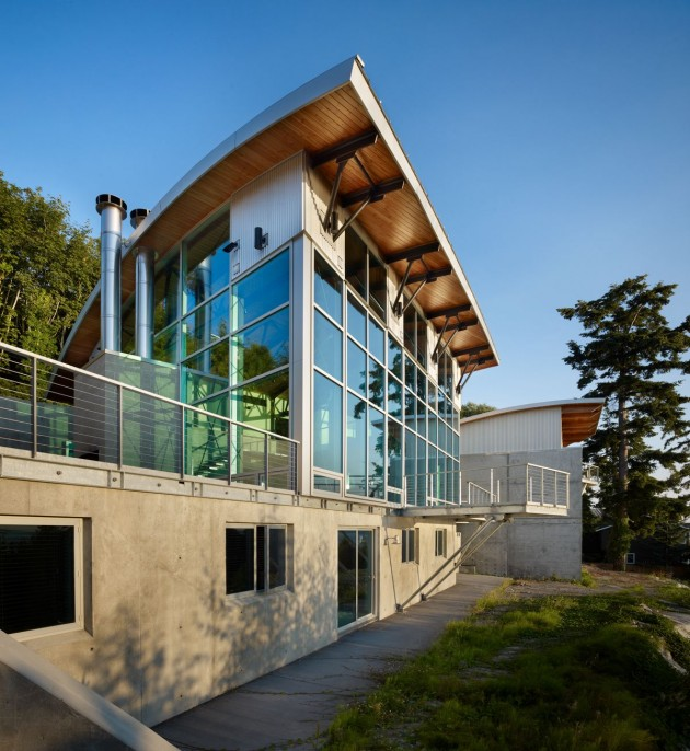 West Seattle Residence by Lawrence Architecture | CONTEMPORIST