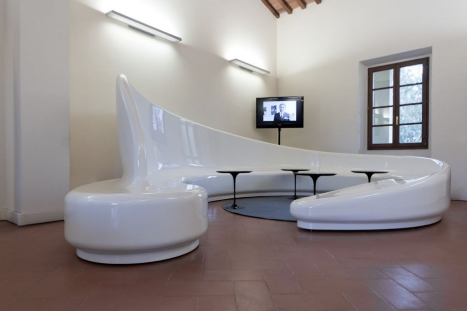 Archetto Seating by Sybarite and Marzorati Ronchetti