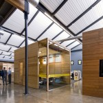 The Lance Armstrong Foundation Offices by Lake Flato Architects